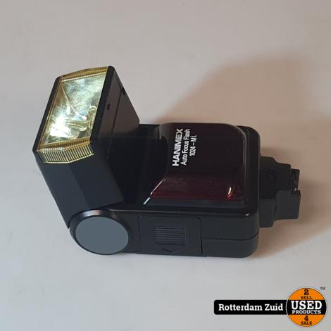 Hanimex Auto focus 1024-Mi Flits II Nette staat II Met garantie II