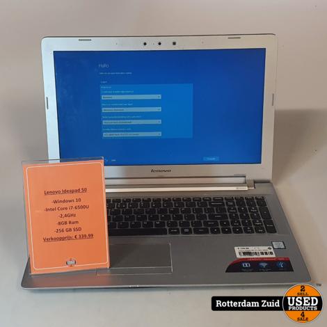 Lenovo Ideapad 500 | i5 | 6GB | 500GB || met garantie ||
