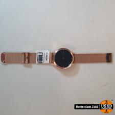 Garmin Vívomove Luxe - Smartwatch dames - 42 mm - Rosé || Met garantie ||