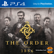 PS4 Game: The Order 1886