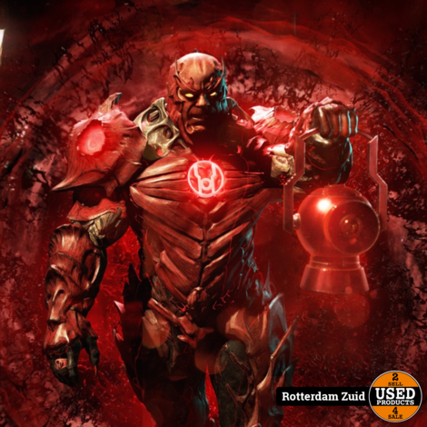 PS4 Game: Injustice 2