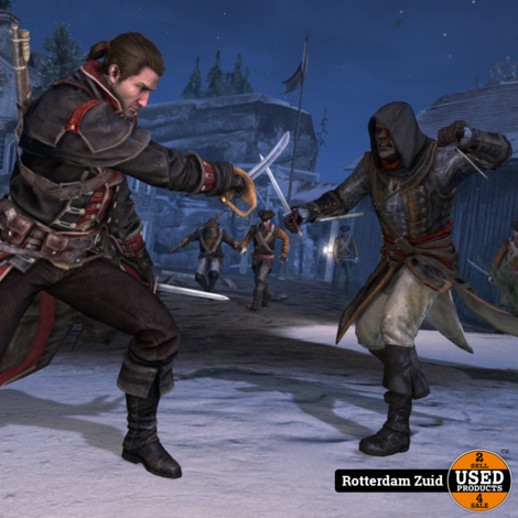Nintendo Switch Game: Assassin's Creed the Rebel Collection