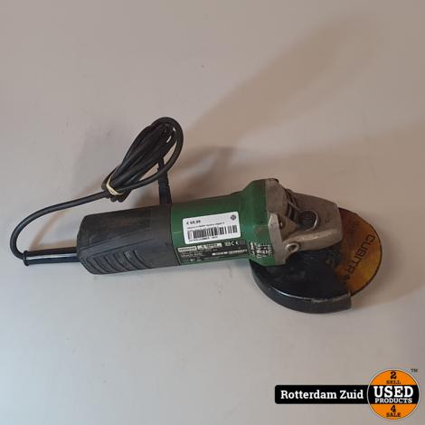 Hitachi G-18SR4 Haakse slijper II Nette staat II met garantie II
