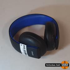 Surround Wireless Headset 2.0 - Zwart/Blauw II Nette staat II met garantie II