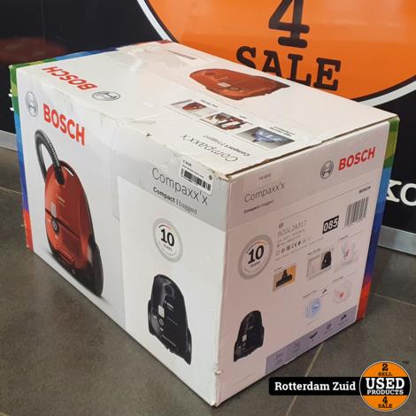 Bosch stofzuiger nieuw in doos