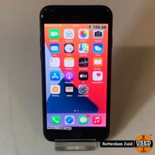iPhone 7 32GB Zwart II Nette staat II Met garantie II