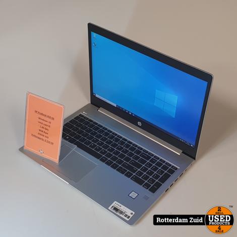 HP ProBook 450 G6 II i5 II 8GB II 256GB SSD II Nieuwstaat II Met garantie II