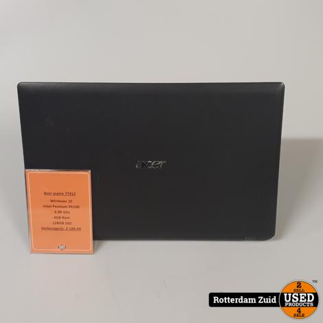 Acer aspire 7741Z II Nette staat II Met garantie II