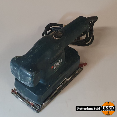 Black & Decker CD400 II Gebruikt II Met garantie II