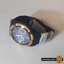 Guess 0377G4 Heren Horloge II Nette staat II Met garantie II