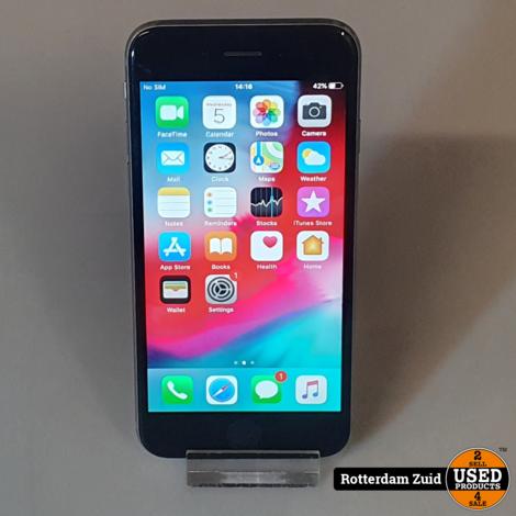 Apple iPhone 6 64GB II Gebruikt II Met garantie II