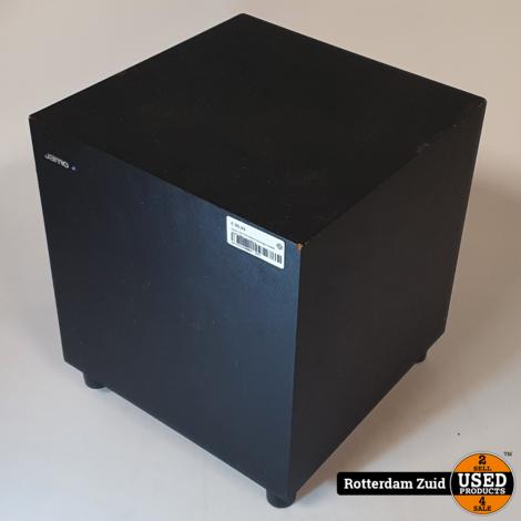 Jamo SUB 210 zwart II Nette staat II Met garantie II