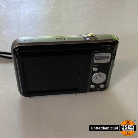 Samsung ES27 fotocamera op batterij || met garantie ||
