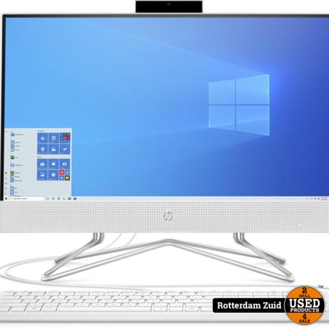 HP 22-df0002nd All-in-one PC - AMD Ryzen 3 - 8 GB - 512 GB opslag    Nieuw