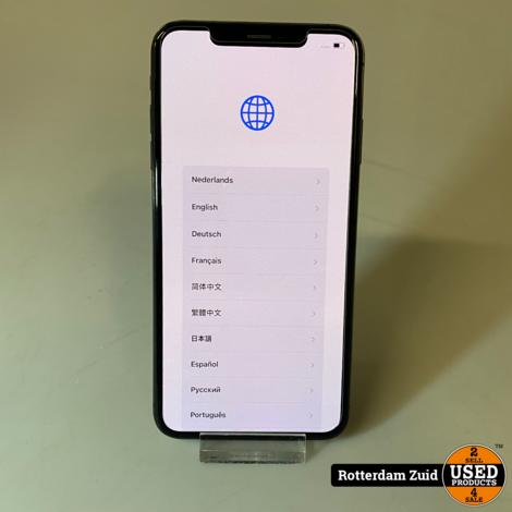 iPhone XS Max 64GB Space Gray || in nette staat met garantie ||