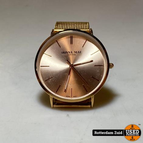 Donna Mae horloge || Met garantie |