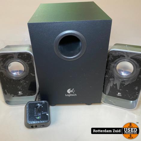 Logitech LS21 speakerset