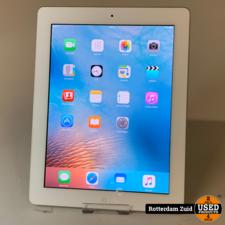 Apple iPad 2 16GB Wifi Zilver | Met garantie