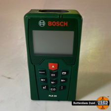 Bosch afstand meter PLR 25    met garantie   