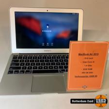 MacBook Air 2015   15 inch   i5   8GB   256GB   met garantie   