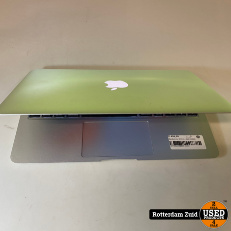 MacBook Air 2015 | i5 | 8GB | 256GB | met garantie ||