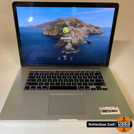 MacBook Pro 15 | 2013 | i7 | 8GB | 256GB || met garantie ||