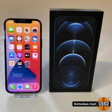 iPhone 12 Pro 128GB Blue    In nieuwstaat met garantie   