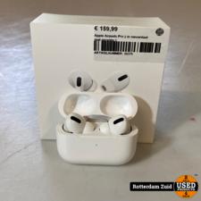 Apple Airpods Pro    in nieuwstaat met garantie   