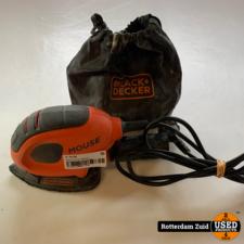 Black en Decker BEW230 schuurmachine | Met garantie