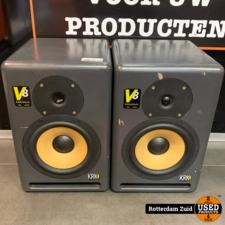 KRK V8 Series 2 Studiomonitor speakers | 2 stuks | Met garantie
