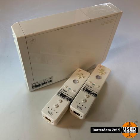Nintendo Wii | Met 2 controllers | Met garantie