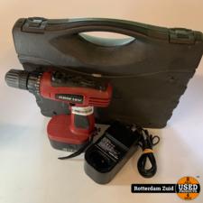 GBM 18V Boormachine   In kist   Met garantie  