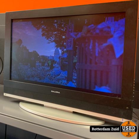Salora LCD 2638 TN Televisie/tv | Zonder AB | Met garantie