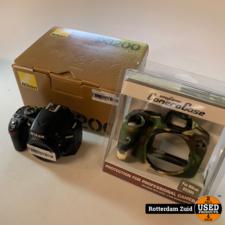 Nikon D3200 Digitale Spiegelreflexcamera | In doos | Met garantie
