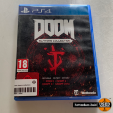PS4 game   Doom slayers collection