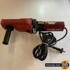 RidGid 550-1 Reciprozaag   Mist handvat    Met garantie