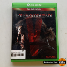 Xbox One game | Metal gear solid v the phantom pain