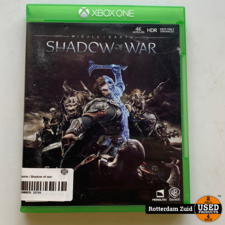 Xbox One game   Shadow of war