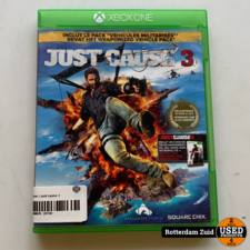 Xbox One game   Just cause 3