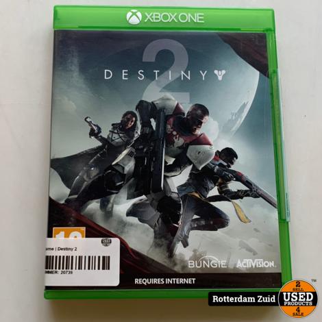 Xbox One game   Destiny 2