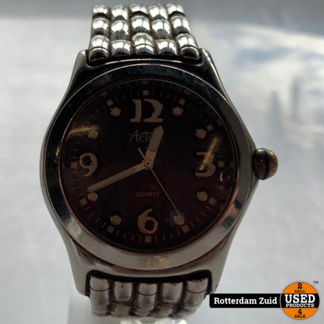 Actua horloge zilver | Gebruikt | Met garantie