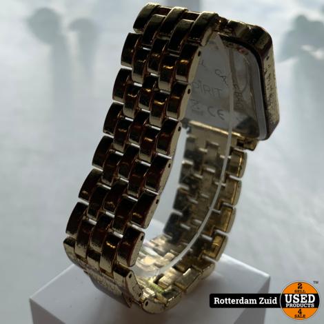 True Spirit Quartz horloge goud   Gebruikt   Met garantie