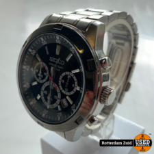 Seiko Chronograph horloge | Met garantie