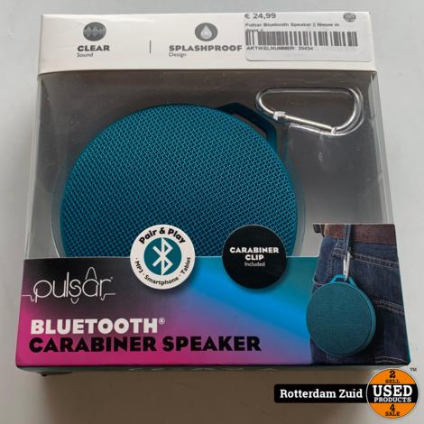 Pulsar Bluetooth Speaker   Nieuw in doos   Met garantie