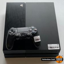 Playstation 4 500GB   Met controller   Met garantie