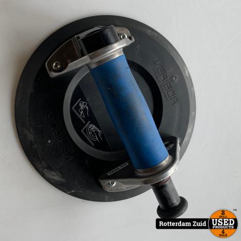 Veribor Pompglasdrager 120 kilo | In kist | Met garantie