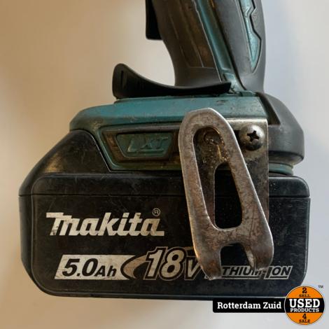 Makita DTD129 slagschroevendraaier 18V   Met accu   Met garantie