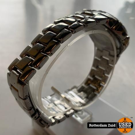 Ieke quartz horloge   Met garantie