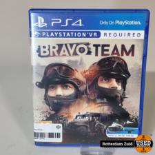 PS4 game   Bravo team