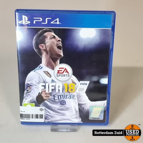 PS4 game | Fifa 18